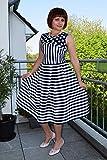 Kleid im 50er Style, Rockabilly Kleid im Vintage Style, Kleid fifties