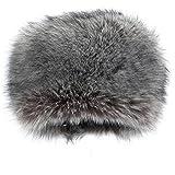YANIBEST Cossack estilo ruso gorro de pelo sintético para mujer gorro de invierno para mujer