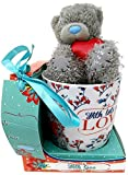 Me to you tatty teddy un sacco di tazza di amore e orso set regalo