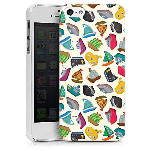 Apple iPhone X Silikon Hülle Case Schutzhülle Schiffe Spielzeug Bad Hard Case weiß
