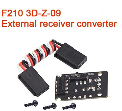 CS PRIORITY Walkera F210 3D Edition Racing Drone Spare Part F210 3D-Z-09 External Receiver Converter for F210 RC Quadcopter