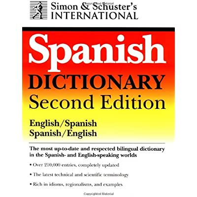 Spanish dictionary pdf