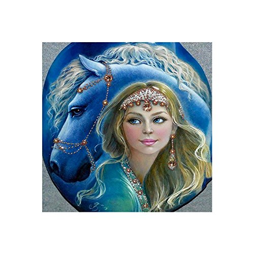 30x30cm 5D Embroidery Paintings Weihnachten Cross Stitch Wall Decorations with Full Flap Diamond PictureRhinestone Sweet Home Embroidery Painting DIY Diamond Painting Cross Stitch Kit