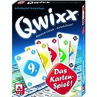 NSV-4027-QWIXX-Kartenspiel NSV – 4027 – QWIXX – Das Kartenspiel – Kartenspiel -
