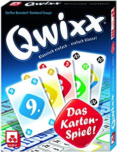 Nürnberger-Spielkarten-Verlag - Juego de cartas, de 2 a 5 jugadores (Nürnberger-Spielkarten-Verlag 4027) (versión en alemán)