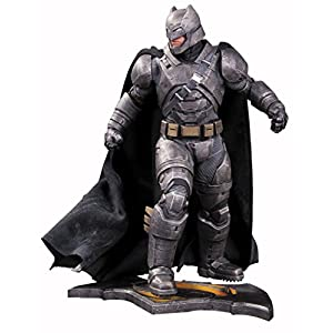 DC Collectibles BatmanvsSuperman: Dawn of Justice Armored Batman Statue 4