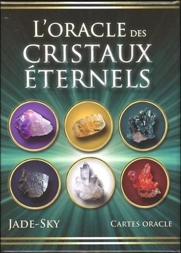 L'oracle des cristaux éternels : Cartes oracle