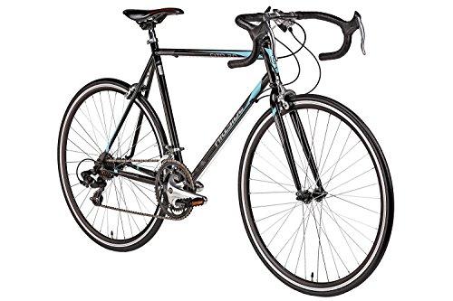 Rennrad 28 Zoll Hillside Cito 2.0 in schwarz Fahrrad 700C Hillside Cito 2.0 Bike 14 Gang Shimano Schaltung 52 cm Rahmenhöhe