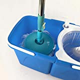 Sheffield Classic Spin Mop TwinTub Premium Blue