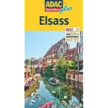 ADAC Reiseführer plus Elsass: Mit extra Karte zum Herausnehmen!