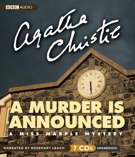 A Murder Is Announced (Miss Marple Mysteries)