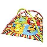 Alfombrilla de juego para bebé alfombra Para Bebés actividades Gimnasio Ideal para gatear y jugar