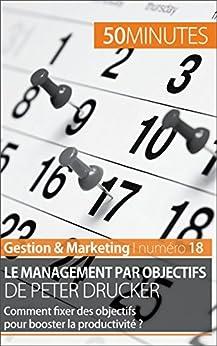 Le management par objectifs de Peter Drucker: Comment fixer des objectifs pour booster la productivité ? (Gestion & Marketing t. 18) par [de Harlez, Renaud, 50 minutes,]