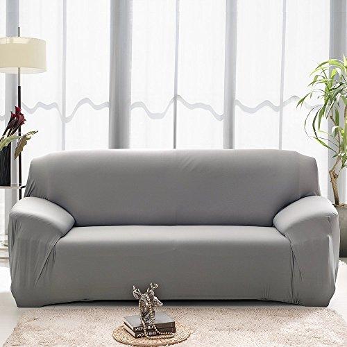 Funda elástica para sofá de 2 plazas