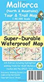 Mallorca North & Mountains Tour & Trail Super-Durable Map (6th ed)
