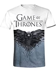 Game Of Thrones Raven T-shirt multicolore