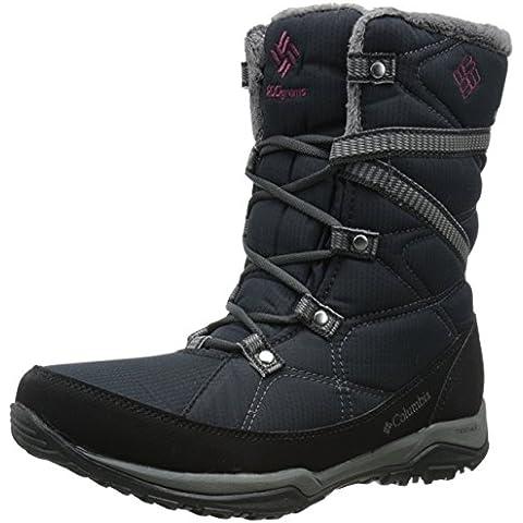 Columbia MINX FIRE TALL OMNI-HEAT WATERPROOF - botas de caño alto de material sintético mujer