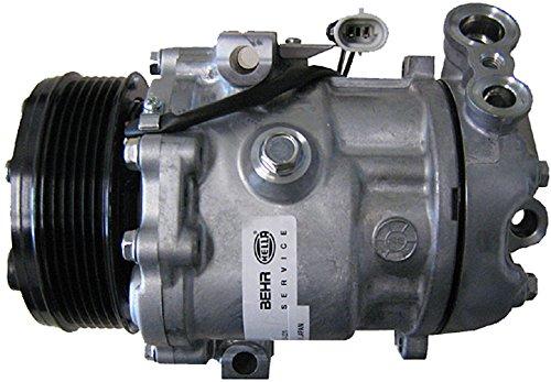 Preisvergleich Produktbild BEHR HELLA SERVICE 8FK 351 127-761 Kompressor,  Klimaanlage