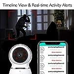 AKASO-1080P-WiFi-Telecamera-Sicurezza-Sorveglianza-Tracciamento-Automatico-del-MovimentoNavigazione-PanoramicaVisione-NotturnaAudio-BidirezionaleArchiviazione-CarteCloud