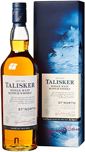 Talisker 57° North Single Malt Scotch Whisky  (1 x 0.7 l) -