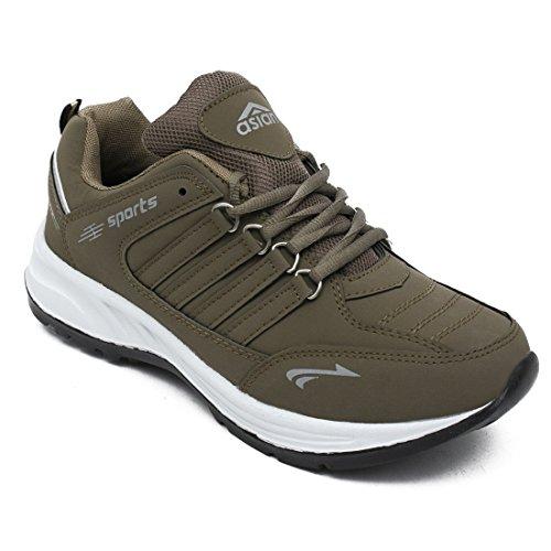 DIGITRENDZZ Lightweight Gymwear Sport Running Shoes For Men Running Shoes For Men(Black)