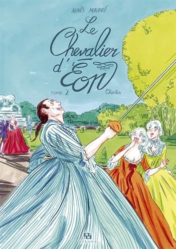 Le Chevalier d'Eon T02