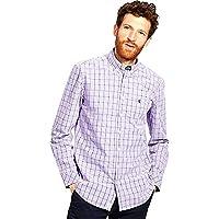 Joules Mens Hewney Long Sleeve Classic Fit Long Sleeve Shirt
