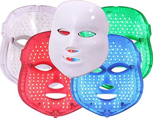 Masque photothérapie Dynamique LED 7 couleurs de Led