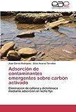 Adsorción de contaminantes emergentes sobre carbón activado: Eliminación de cafeína y diclofenaco mediante adsorción en lecho fijo