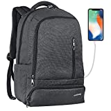 Best Zaino per gli uomini - Fubevod Uoobag Business Laptop Backpack Sottile antifurto Computer Review