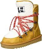 D. Franklin Nordick, Zapatillas para Mujer, Amarillo (Mostaza 0063), 37 EU