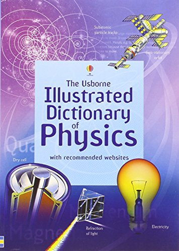 Illustrated Dictionary of Physics (Usborne Illustrated Dictionaries) by Corinne Stockley (March 1, 2011) Paperback