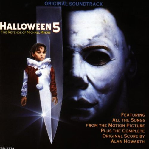 nge of Michael Myers (Halloween-soundtrack-cd)