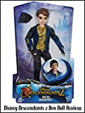 Review: Disney Descendants 2 Ben Doll Review [OV]