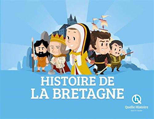 Histoire de la Bretagne par Collectif