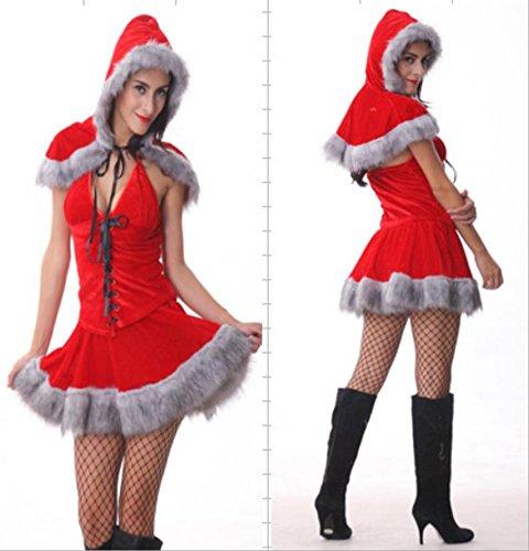 ZHLONG Frauen lustige Kleidung Nacht Spiele ds Rollenspiel Kleidung Spiel Uniformen Halloween Cosplay Maskerade , - Lustiges Super Halloween-nacht