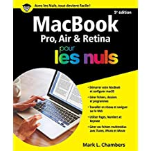 MacBook pour les Nuls grand format, 5e édition