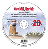 Cley Mill, Norfolk with Geoff Kersey - DVD