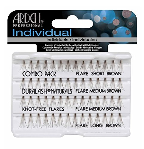 ARDELL DuraLash Flare Lashes - Combo Brown