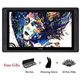 HUION KAMVAS GT-221 Pro HD IPS Tableta Gráfica Profesional Pantalla para...