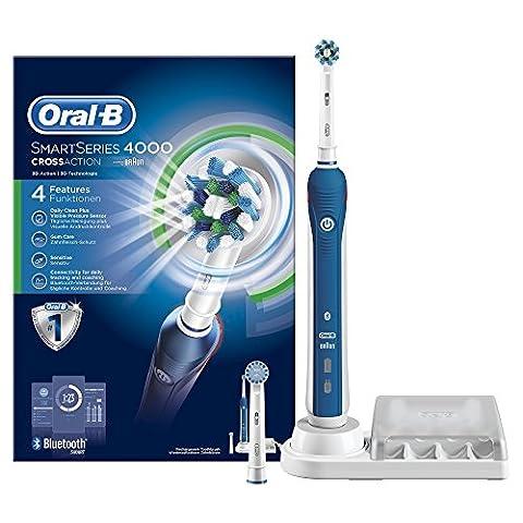Oral-B Smart Series 4000 Brosse À Dents Électrique Par Braun