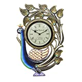 APKAMART Handcrafted Vintage Clock - Pea...