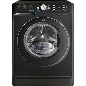 Indesit BWE91484XK 9kg 1400rpm Freestanding Washing Machine - Black from Indesit