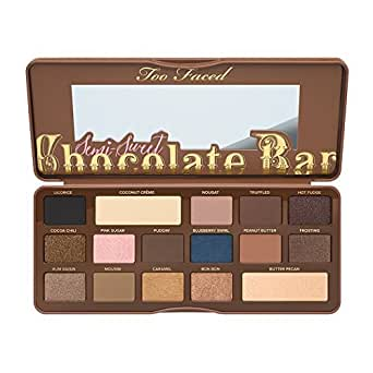 Too Faced Semi-Sweet Chocolate Bar Eye Shadow Collection