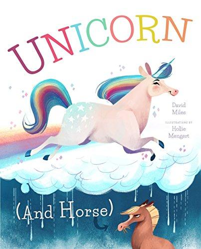 Unicorn (and Horse) por David W. Miles