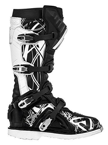 Acerbis Motocross-Stiefel X-Pro V. Schwarz Gr. 45 - 2