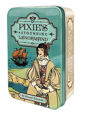 Pixie's Astounding Lenormand por Edmund Zebrowski