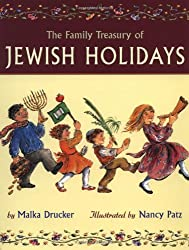 the Family Treasury of Jewish Holidays
