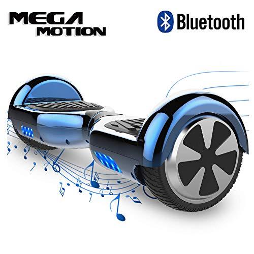 mega motion hoverboard elektro scooter elektroroller sk. Black Bedroom Furniture Sets. Home Design Ideas