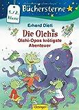 Olchi-Opas krötigste Abenteuer: Mit 16 Seiten Leserätseln und -spielen (Büchersterne)